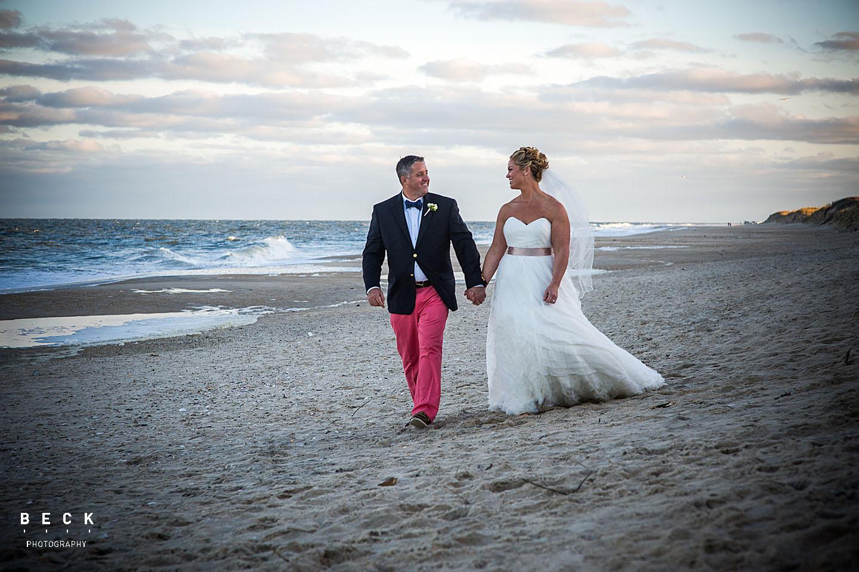 Maggie Randy A Beach Wedding Beck Photography