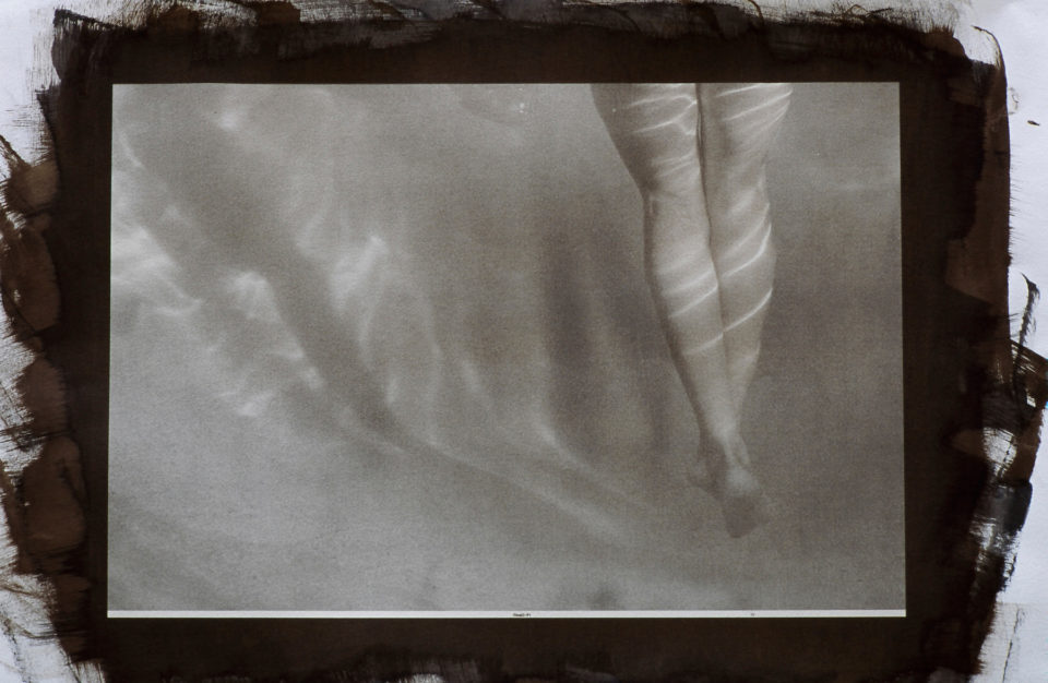 Making Contact, Handmade Photography, Laurie Beck Peterson, First Friday, Gum Bichromate, Exhibition