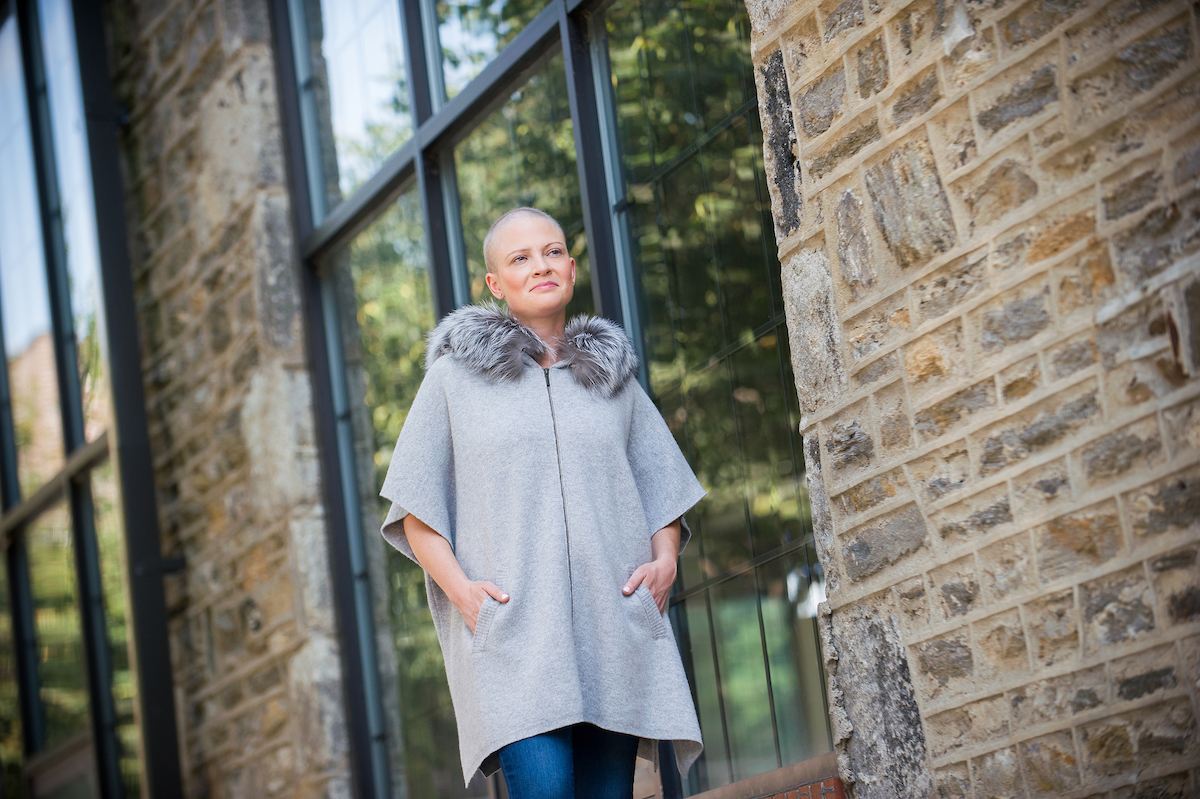Cashmere for a Cause, Living Beyond Breast Cancer, Laurie Beck Peterson, Cancer Fundraiser,